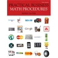 Practical Business Math Procedures with Business Math Handbook, Student DVD, WSJ Insert