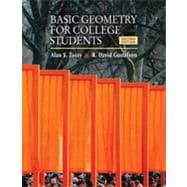 Basic Geometry for College Students: An Overview of the Fundamental Concepts of Geometry, 2nd Edition