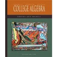 College Algebra : Graphs and Models with MathZone: Mandatory Package