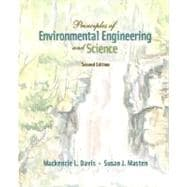 Principles of Environmental Engineering &amp; Science