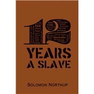 12 Years A Slave 9781626862364R