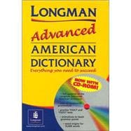 Longman Advanced American Dictionary (paper) with CD-ROM