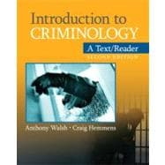 Introduction to Criminology : A Text/Reader