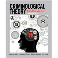 Criminological Theory A Brief Introduction
