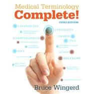 Medical Terminology Complete!