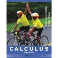 Calculus: Early Transcendentals Single Variable, 8th Edition