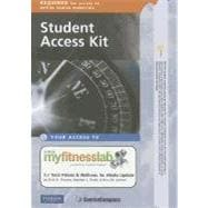 MyFitnessLab Student Access Code Card for Total Fitness and Wellness, Media Update