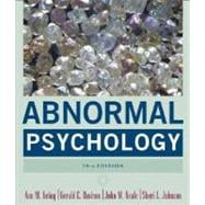 Abnormal Psychology, 10th Edition