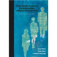 The New Public Personnel Administration