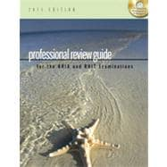 Professional Review Guide for the RHIA and RHIT Examinations, 2011 Edition, 1st Edition