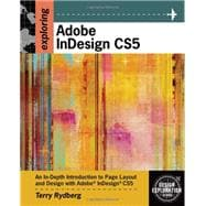 Bundle: Exploring Adobe Indesign CS5
