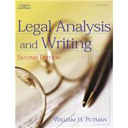 Legal Analysis and Writing: For Paraleagals
