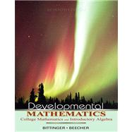 DEVELOPMNTL MATHMTCS&RIGHT TRIANGLE TRIG PK, 7/e