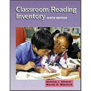 Classroom Reading Inventory