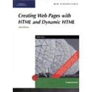 New Perspectives on Creating Web Pages with HTML and Dynamic HTML