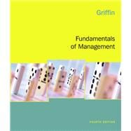 Fundamentals of Management: Core Concepts & Applications