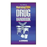 Nursing 2004 Drug Handbook