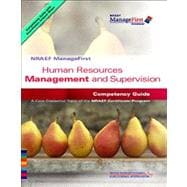 ManageFirst Human Resources Management and Supervision with Pencil/Paper Exam and Test Prep