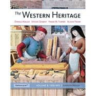The Western Heritage Volume B