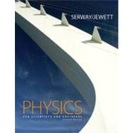Physics for Scientists and Engineers 4 VOL SET (CHAPTERS 1-39)
