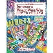 Internet and World Wide Web : How to Program