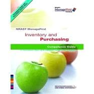 Managefirst Inventory And Purchasing With Pencil Paper Exam And Test Prep