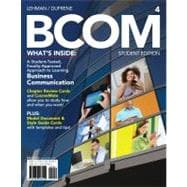 BCOM (with Business Communication CourseMate with eBook Printed Access Card)