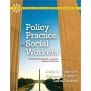 Policy Practice for Social Workers New Strategies for a New Era (Updated Edition)