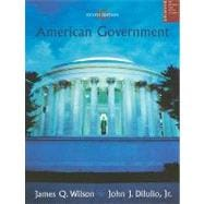 American Government: Ap Edition