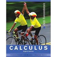 Calculus: Early Transcendentals Combined, 8th Edition