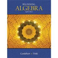 Beginning Algebra, 8th Edition