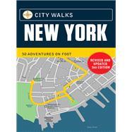 City Walks New York 9781452162447R