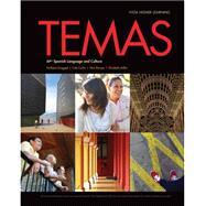 Temas, AP Spanish Language and Culture + Supersite