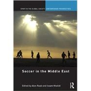 Soccer in the Middle East 9780415612449R