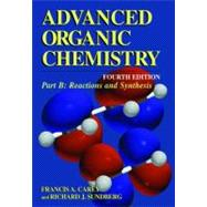 Advanced Organic Chemistry: Reaction and Synthesis