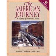 American Journey : A History of the United States (since 1865)