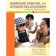 MyFamilyLab with Pearson eText -- Standalone Access Card -- for Marriages, Families, and Intimate Relationships