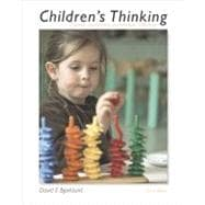 Children's Thinking : Cognitive Development and Individual Differences