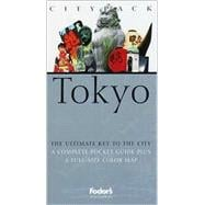 Fodor's Citypack Tokyo, 2nd Edition