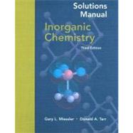 Solutions Manual Inorganic Chemistry