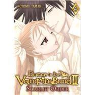 Dance in the Vampire Bund II: Scarlet Order Vol. 4 9781626922471R
