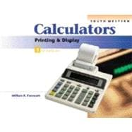 Electronic Calculators : Printing and Display