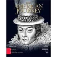 American Journey, The: Teaching and Learning Classroom Edition, Volume 1