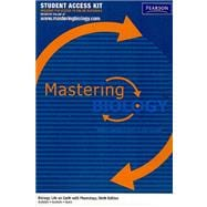 MasteringBiology -- Standalone Access Card -- for Biology Life on Earth with Physiology