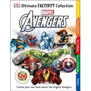 Ultimate Factivity Collection: Marvel The Avengers 9781465432490R