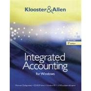 Integrated Accounting for Windows (with Integrated Accounting Software CD-ROM)