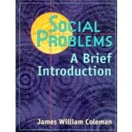 Social Problems : A Brief Introduction