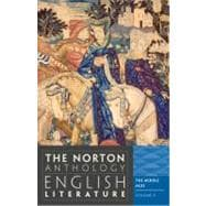 Norton Anthology of English Literature Vol. A : The Middle Ages