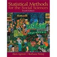 Statistical Methods for the Social Sciences (with SPSS from A to Z : A Brief Step-by-Step Manual)