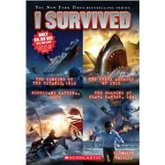 I Survived Collection: Books 1-4